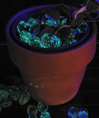 Glowing Moon Rocks 7 Gadgets