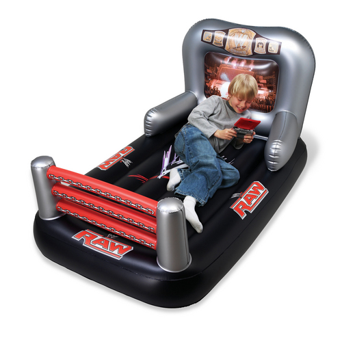 Wwe Big Time Ring Inflatable Bed 7 Gadgets