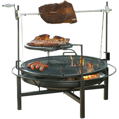 Round Rock Fire Pit & Grill