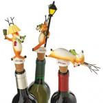 Blitzen Family Bottle Stoppers