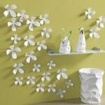 magnetic flower art