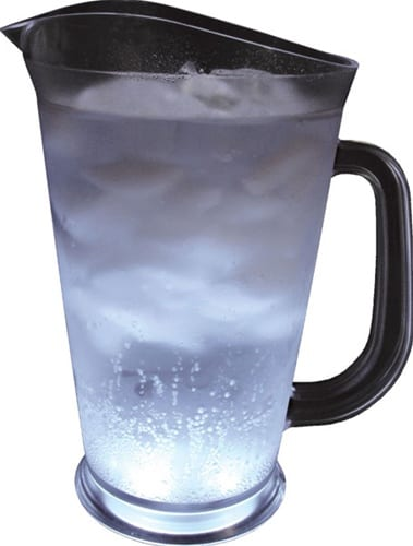 LED Lighted Pitcher
