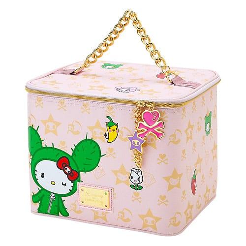 hello kitty makeup box