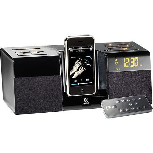 Pure-Fi Anytime iPod/iPhone Alarm Clock