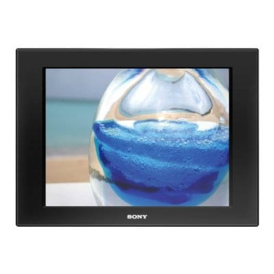 Sony DPF-D100 10.4-Inch LCD Digital Photo Frame