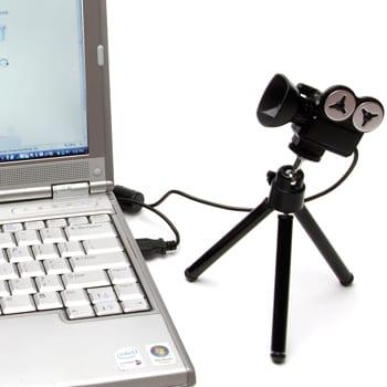 lights, WEBCAM, action! USB video