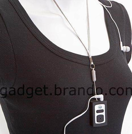 Spy Mini MP3 Player