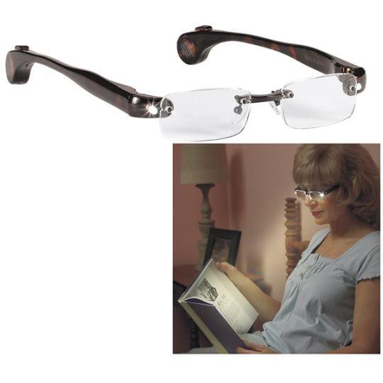 Lighted Reading Glasses