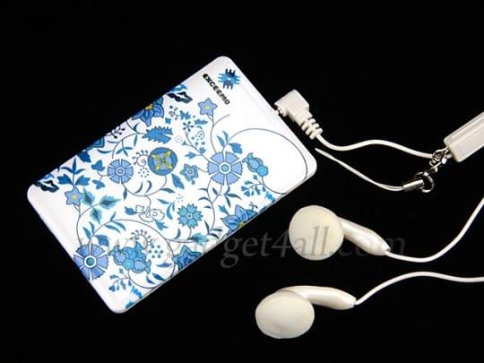 Flash Card MP3 Player