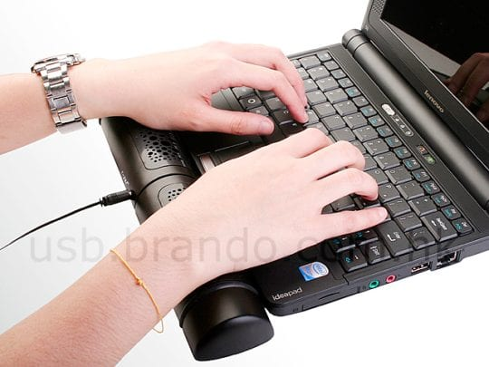 USB Mini Portable Cooling Pad