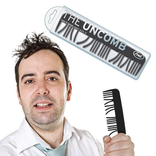 THE UNCOMB