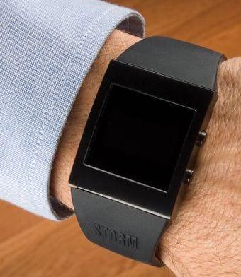 The Black Screen Watch