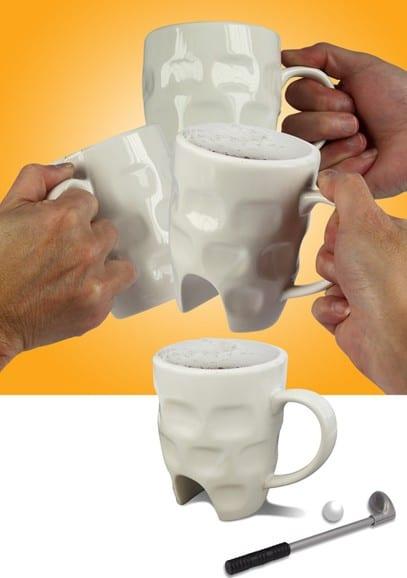 Executive Beer Mug - Golf