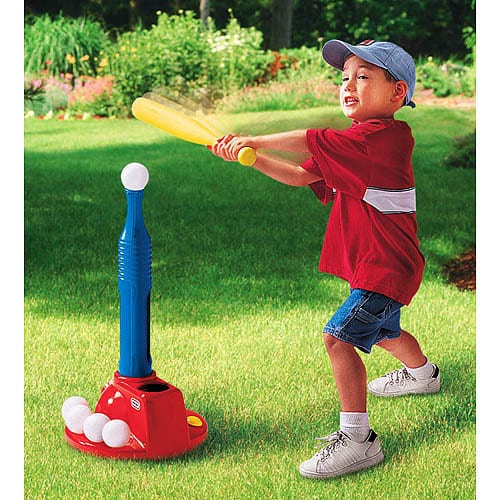 Little Tikes Auto Pitch Batting Trainer