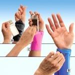 Wrist Cubby