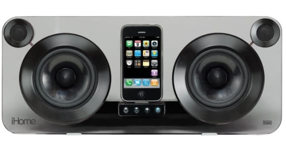 Studio Series Audio System for iPhone/iPod