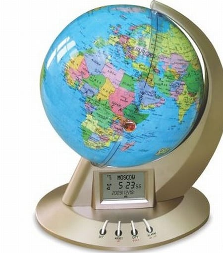 World Time Globe