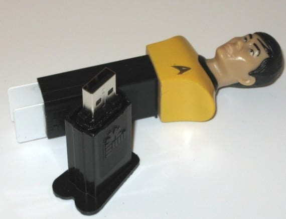 Star Trek USB flash drive