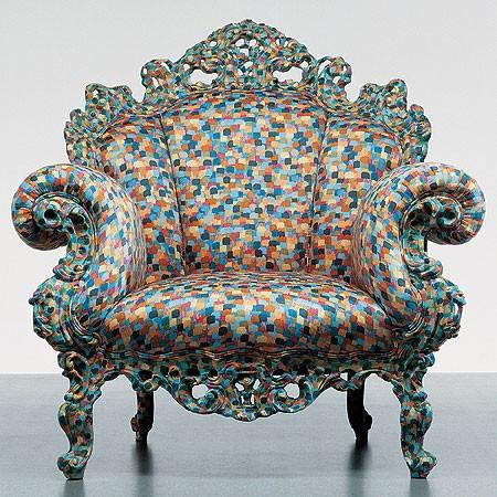 the proust armchair