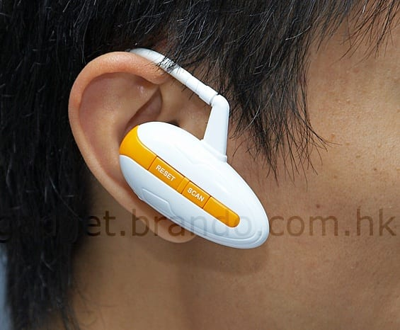 In-Ear Sportive FM Radio
