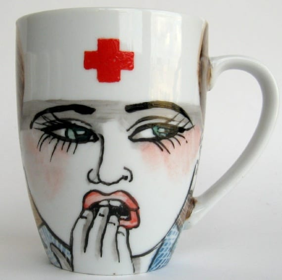 Night Nurse mug