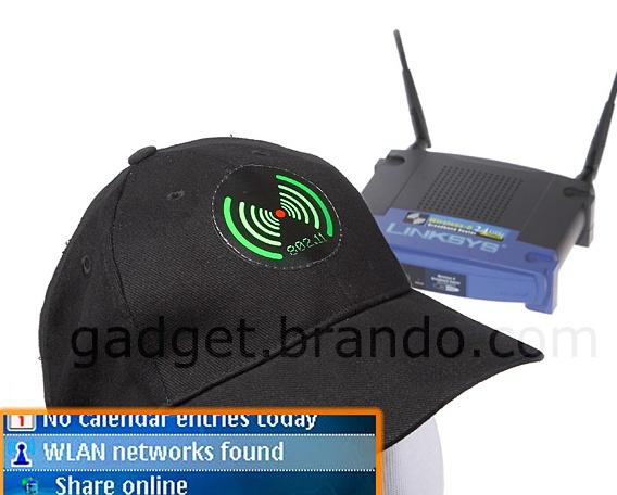 WiFi Detection Cap