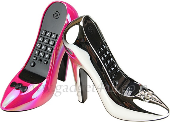 Cinderella High Heels Phone