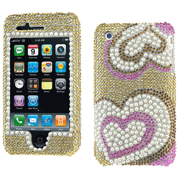 iPhone 3G/3GS Full Diamond Case