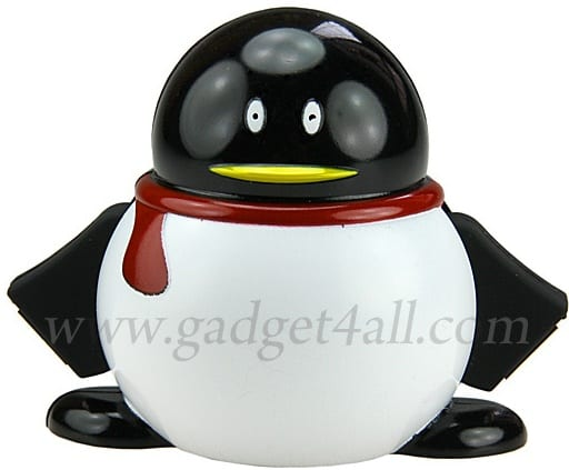 USB Mr. Penguin 4-Port Hub