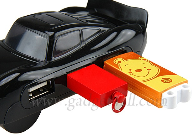 Racing Car USB Combo