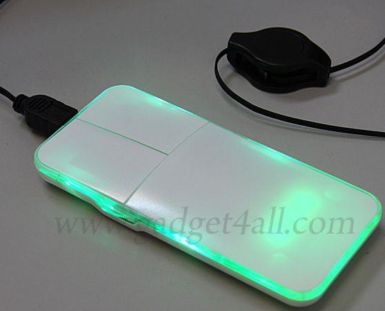 Slim USB Mouse