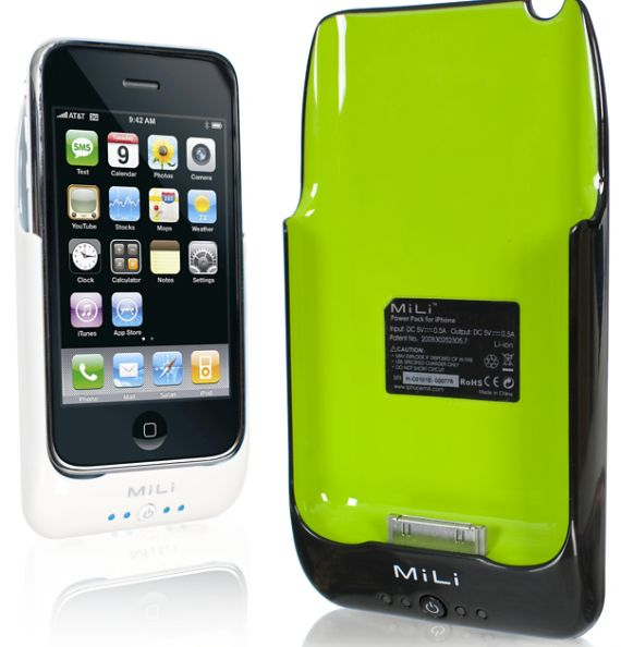 MiLi iPhone Power Pack