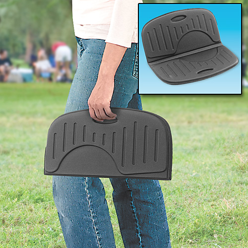 Portable ergonomic seat