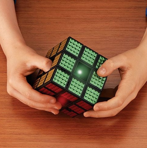 Rubik's Revolution Titanium Edition