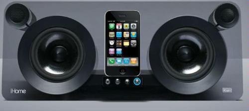 iHome iP1 Studio Series Speaker System for iPhone/iPod