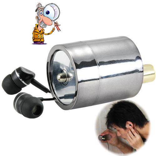 Next Room Ear Amplifier Spy Wall