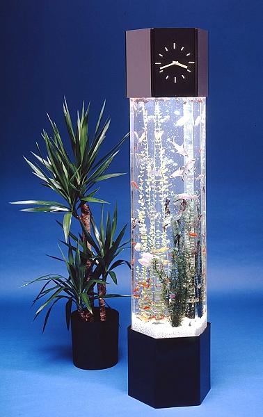 Vertical Fish Tank