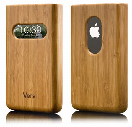 Wood iPhone Case is