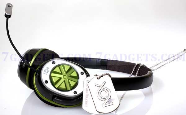 NOX Audio Specialist headset