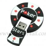 Poker Chip USB Flash Drive