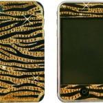 iPhone 3G/3GS Fantaskin Crystal Tiger skin Novoskins