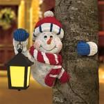 Solar Holiday Tree Huggers