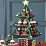 Meri Meri Christmas Cupcake Tree