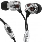 Vibe II Earbud Headset with Microphone