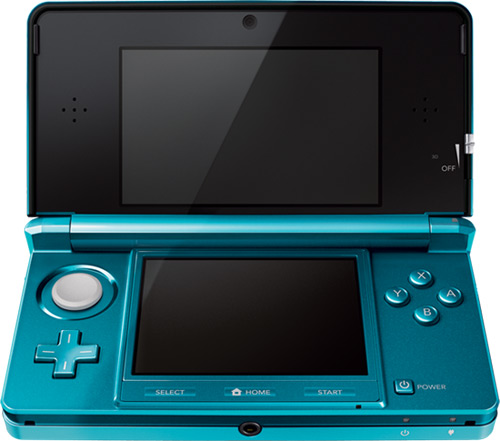3ds nintendo 3d video