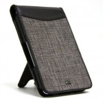 JAVOedge Tweed Flip Style Case for the Barnes & Noble Nook