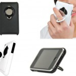 iClooly Ring Stand and Case for iPod