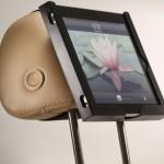 iPADKET iPad Headrest Insert Mount Holder for Apple iPad Apple Case