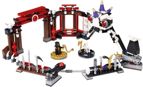 lego ninjago samukai. LEGO Ninjago Battle Arena