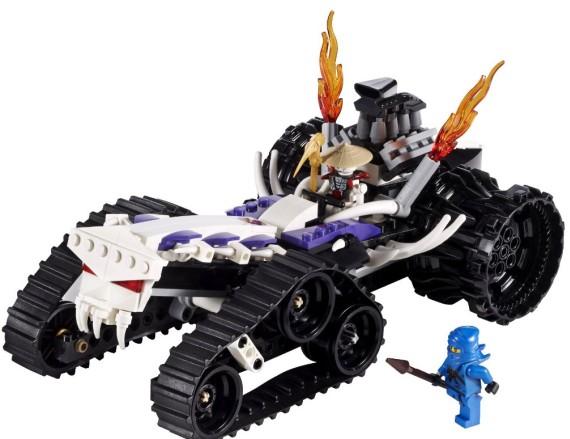 lego ninjago samukai. LEGO Ninjago Turbo Shredder
